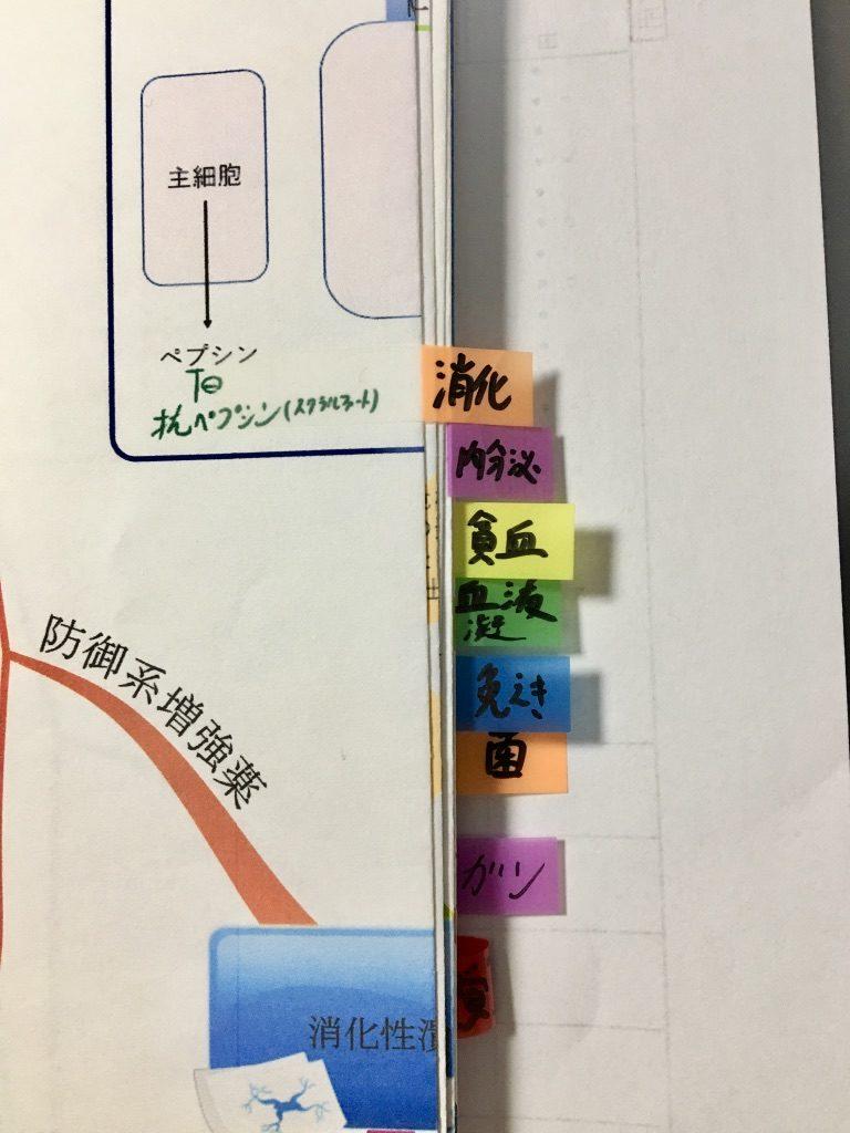 薬剤師国家試験 勉強方法 マインドマップ 作り方